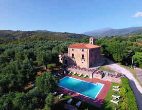 Cilento & Maratea 14 guest rooms, swimming-pool Le Favate - Zimmer/rooms