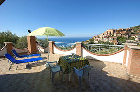 Cilento & Maratea Holiday apartment Terrazza sul Blu