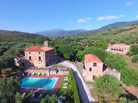 Cilento & Maratea Holiday apt with pool Le Favate - Appartement