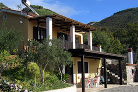 Cilento & Maratea Holiday home Villa Reginella