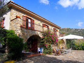Cilento & Maratea Holiday home Villa Marina