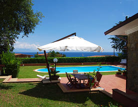 Cilento & Maratea Holiday home with pool La Cicala
