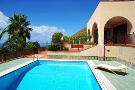 Cilento & Maratea Holiday h. with pool Villa Erasmo