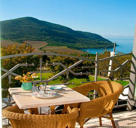 Holiday apartment with great seaview: Agropoli - Cilento-Ferien.de
