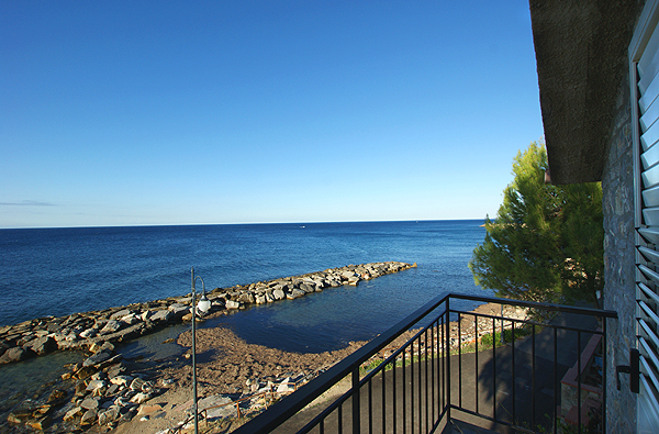 Holiday apartment with great seaview - Casa Passariello - Cilento ...